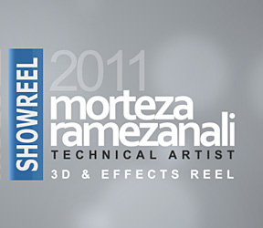 Showreel | 3D and Effects